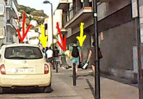 Estartit denuncia voreres deixalles carrer port 1
