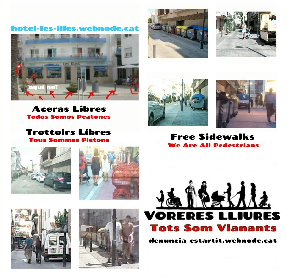Hotel les Illes Estartit Voreres Vianants
