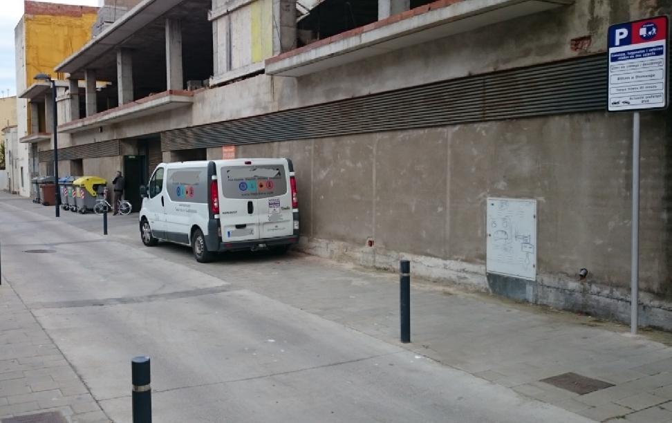 Carrer Port Estartit Torroella Montgri